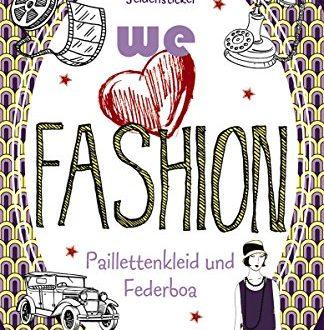 we love fashion 3 Paillettenkleid und Federboa 324x330 - we love fashion 3 - Paillettenkleid und Federboa